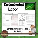 Labor - Interactive Note-taking Activities