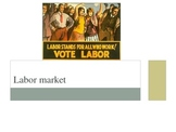 Labor Market PowerPoint