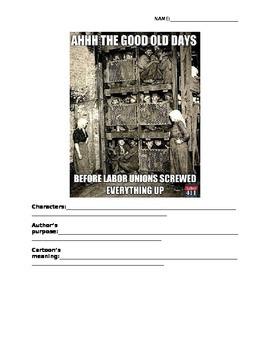 Labor Union Activitiy