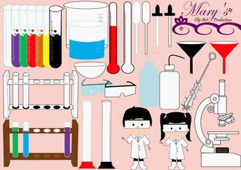 Laboratory Clip Art