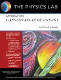 High School Physics - Laboratory: Conservation of Energy