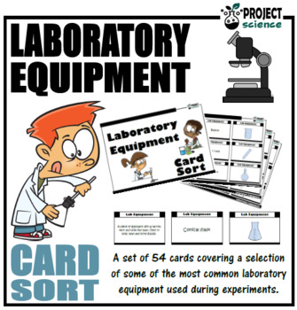 Laboratory Equipment Card Sort