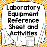 Laboratory Equipment Reference Sheet and Review