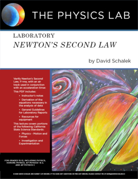 Laboratory: Newton's Second Law