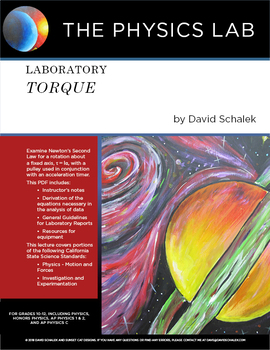High School Physics - Laboratory: Torque