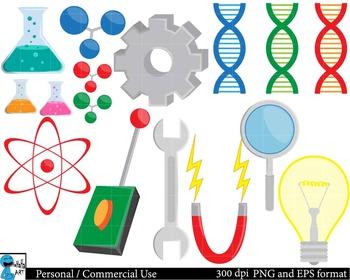 Laboratory animals Digital Clip Art Graphics 31 images cod95
