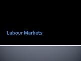 Labour Markets - Economics A Level (CIE compatible), AP Hi