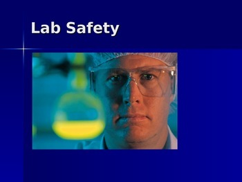 Labratory Safety PowerPoint