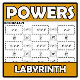 Labyrinth - Laberinto - Powers - Potencias