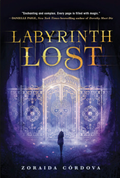 Labyrinth Lost Novel Study