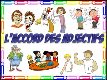 L'accord des adjectifs (adjective agreement)