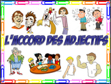 L'accord des adjectifs (adjective agreement)