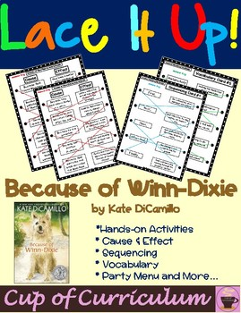 Lace it Up! Because of Winn-Dixie