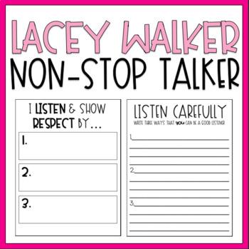 Lacey Walker Non-Stop Talker / Read Aloud