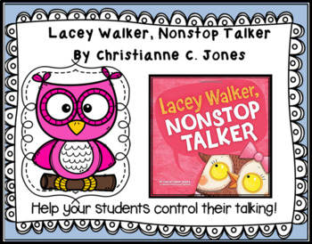 Lacey Walker Nonstop Talker