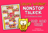 Lacey Walker Nonstop Talker ~Back to School FREEBIE~
