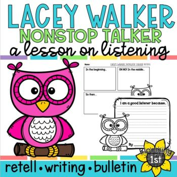 Back to School Speaking and Listening, Making Rules Activities