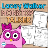 Lacey Walker, Nonstop Talker *Book Companion*