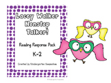 Lacey Walker, Nonstop Talker  Reading Response K-2