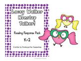 Lacey Walker, Nonstop Talker  Reading Response K-2