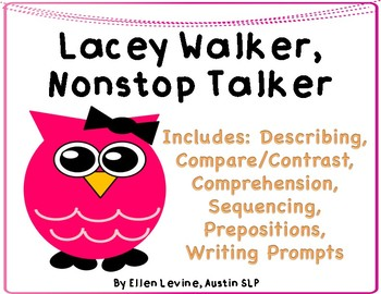Lacey Walker, Nonstop Talker Speech and Language Companion