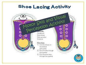 Lacing Activity