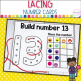 Lacing Number Cards
