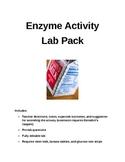 Lactase Enzyme Lab