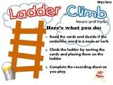 Ladder Climb - Nouns and Verbs
