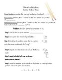Ladder Method Bundle