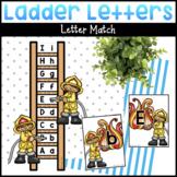 Ladder Letter Rescue Letter Matching