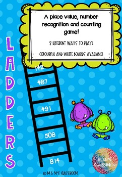 Ladders - A Place Value and Number Sense Game