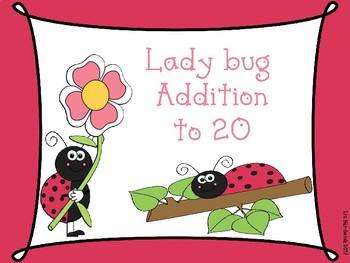 Lady Bug Addition to 20