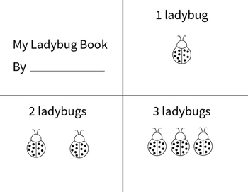 Lady Bug Counting Book
