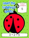 Lady Bug Number of the Day