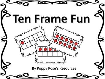 Ladybug Ten Frame Fun