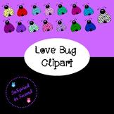 Lady Bug (Valentine) Clipart