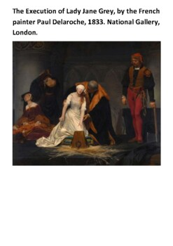 Lady Jane Grey Handout