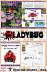 LADYBUG NONFICTION UNIT (Booklet, Craft pattern, Lapbook)