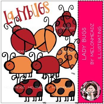 Lady bug stuff by Melonheadz COMBO PACK