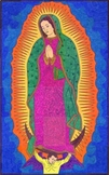 Lady of Guadalupe Mural