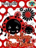 LadyBug Klas Dekor (Afrikaans)