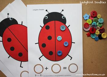 Ladybird Doubles