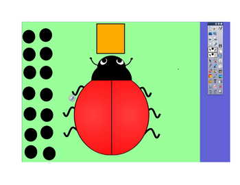 Ladybird Number Recognition and Counting Flipchart