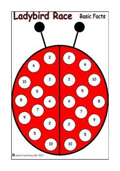 Ladybird Race - Basic Facts