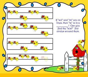 "Ladybird: Song for Practicing ""Mi-Sol-La"" - PDF Edition"