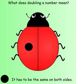 Ladybird doubling