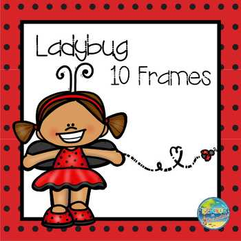 Ladybug 10 Frames and More!