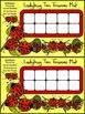 Ladybug Math: Ladybug Ten Frames