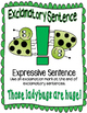 Ladybug 4 sentence posters